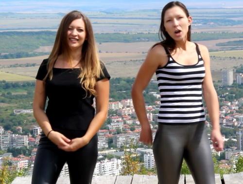 Gesundheitsbringendes Yoga mit Yo und Yvonne